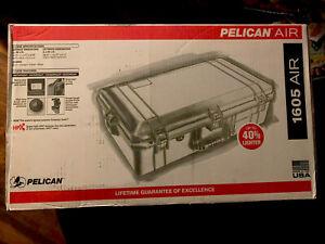 Black Pelican 1605 Air case. New in box!