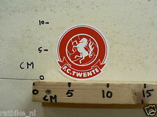 STICKER,DECAL FC TWENTE LOGO VOETBAL SOCCER
