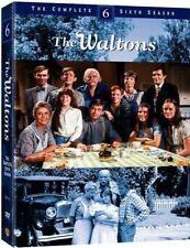 Waltons The Complete Sixth Season 5 Discs 2008 DVD