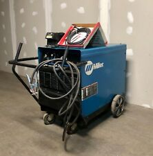 Miller Goldstar 652 Tig Package With Miller Pedal New Torch Amp Groundships Free
