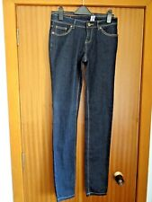 New Look dark indigo Yes Yes skinny jeans UK 10 L34 new no tags