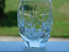 STAMPED WATERFORD CRYSTAL LISMORE SHOT GLASS FREE USA SHIPPING