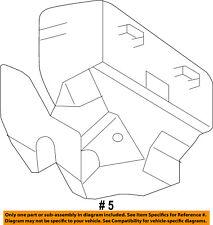 CHRYSLER OEM Fuse Relay-Shield 4692044AC