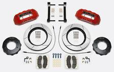 Wilwood TX6R Front Big Brake Kit,fits 2013-2017 Ford F-250 & F-350 Super Duty