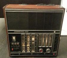 LENINGRAD 002 RADIO VINTAGE SOVIET USSR CCCP RUSSIA RECEIVER TRANSISTOR RARE