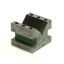 "Taft Peirce Precision V-Block 9129 1-1/2"" Capacity 2-1/8""L x 2-3/8"" W x 1-7/8"" H"