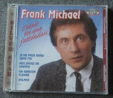 Frank Michael, c'etait toi que j'attendais, CD label rouge