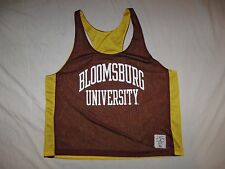 BU Bloomsburg University Huskies Tank Top Jersey Adult XL NCAA Reversible