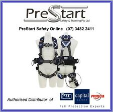 SALA ExoFit NEX  Tower Workers Safety Harness | Height safety, Transmission,