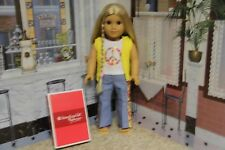"""American Girl Julie - """"Meet Hippie Outfit"""" -  COMPLETE - NEW - (NO DOLL)"""