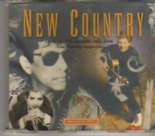 (CD639) New Country - Interview 1995 - DJ CD