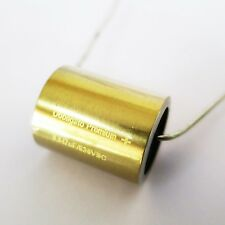Matched Pair of Obbligato Premium Gold Capacitor 0.047uF 630V