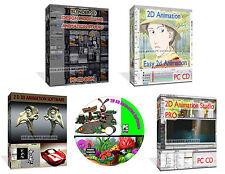 2D grafica 3D, animazione editor di immagini creare vignette software + Bonus