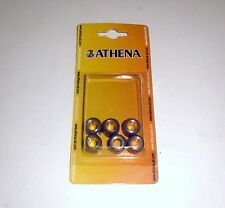 ATHENA KIT 6 RULLI VARIATORE (15X12X6,5GR) MBK BOOSTER CW RS NG EURO1 50