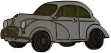 Morris Minor saloon car cut out saloon car - Grey body