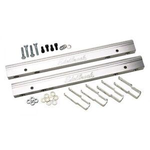 Edelbrock 3620 Fuel Rail, Aluminum, Ford 289,302,351W