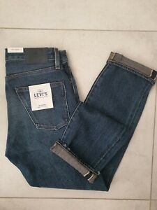 NWT LMC Levi's Made & Crafted Rail Straight W29L32 Japanese Selvedge 18oz