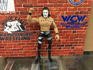 Playmates Lucha Libre Wrestling Charly Malice Action Figure Used See Pics!