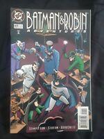 Batman and Robin Adventures (1995 DC Comics) #17 FN 6.0