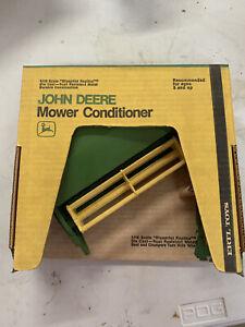 ERTL John Deere mower conditioner  NRFB  1/16 Scale
