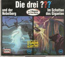 Die drei Fragezeichen - CD-Box, 2 Folgen 105, 165; Der Nebelberg, Im Schatten 3