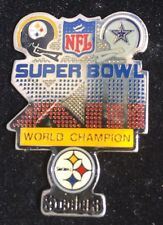 Super Bowl Xiii World Champion Steelers Pin