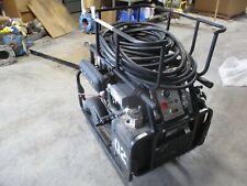 Stanley Hydraulic Tool Cart Diesel 820204c 310hrs Kohler Engine Used