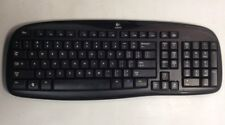 Logitech Cordless Desktop EX 100 Keyboard No Receiver ElectronicsRecycled.com