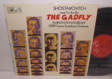 ASD 3309 Shostakovich The Gadfly USSR Cinema Symphony Orch Emin Khachaturian