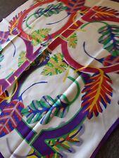 salvatore ferragamo square silk scarf 90 x 90