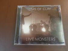 JARS OF CLAY - Live Monsters - Christian CCM Pop Praise Worship CD