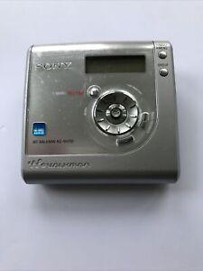 Sony Hi-MD Minidisc Walkman MZ-NH700