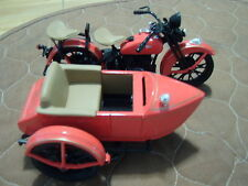 HARLEY –DAVIDSON 1933 Collectible Motorcycle Sidecar Bank