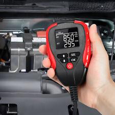 Digital 12V Car Battery Tester & AH/CCA Mode Automotive Battery Load Tester M6A0