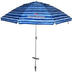 Tommy Bahama Sand Anchor SPF 100 Beach Umbrella