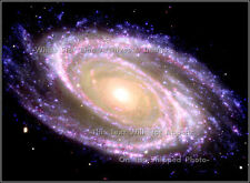 Photo Print From Hubble: Sharpest View Ever Of Bode's Galaxy: M81