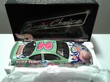 RARE BILL ELLIOTT DISNEY PIXAR # 94 TOY STORY 2 1/24 HOT WHEELS  NASCAR DIECAST