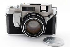 [Exc++++] Konica III M 35mm Rangefinder Film Camera Hexanon 50mm f1.8 from Japan