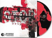 BLACK REBEL MOTORCYCLE CLUB - Stop CD SINGLE 2TR EU CARDSLEEVE 2003