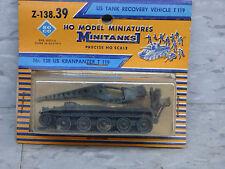 Roco / Herpa Minitanks (NEW) Modern US T-119 Tank Recovery Vehicle Lot #1148