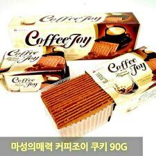 Coffee Joy Coffee Biscuit Cracker Italian Moment 90G