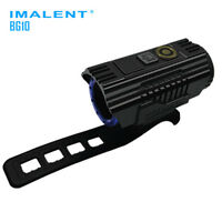 Imalent BG10 Cree XHP50 LED Smart-Adapt Bicycle Light Flashlight Torch + Battery