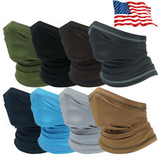 Summer Face Mask/Neck Gaiter Biker Scarf Tube Bandana Beanie Cover Cap Headwrap