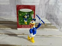 Hallmark BATON TWIRLER DAISY 2000 Mickey's Holiday Parade 4th in Series Ornament