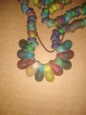 African Glass Wedding Beads