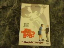 What About Bob (DVD, 2000) Comedy Bill Murray Richard Dreyfuss Frank Oz FASTSHIP