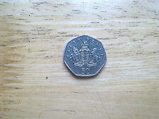2013 CHRISTOPHER IRONSIDE 50P COIN
