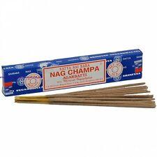 Genuine Satya ~ 15g NAG CHAMPA Incense Sticks ~