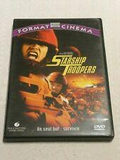 """DVD """"Starship Troopers"""" Casper Van Dien et Denise Richards - Bon état"""