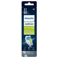 Philips Sonicare W DiamondClean Replacement Brush  Heads White 2 Heads